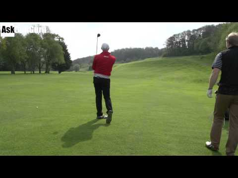 Golf Course Lesson With Mark Crossfield Part 3