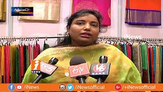 Latest Fashion Designer Exhibition At HICC In Hyderabad | Metro Colours | iNews - INEWS