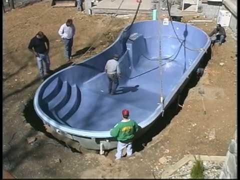 Como enterrar una piscina de plastico vidoemo - Piscinas de plastico ...