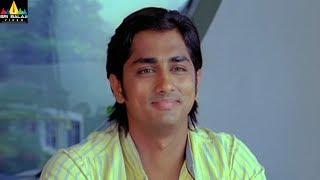 Oye Movie Scenes | Siddharth and Shamili Comedy | Telugu Movie Scenes | Sri Balaji Video - SRIBALAJIMOVIES
