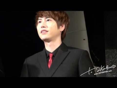 [Fancam HD] 110615 - Kyuhyun Masita Press Conference - 2KYUHYUN