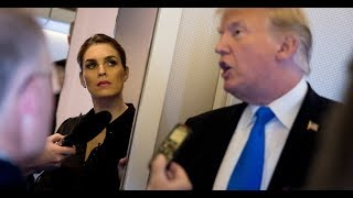 Who Is Hope Hicks the White House Communications Director? - THENEWYORKTIMES
