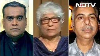 मिशन 2019: गई अकबर की कुर्सी - NDTVINDIA