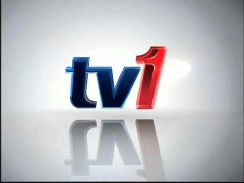 TV1 (Malaysia) - bumper post-comm. (2011)