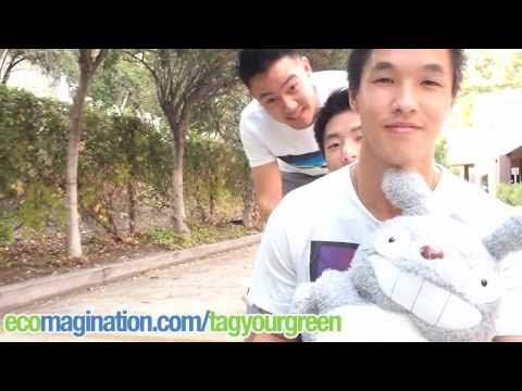 Tag Your Green by Wong Fu Productions
