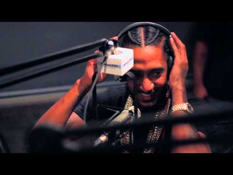 Nipsey Hussle - Nipsey Hussle Talks Being Independent, Upcoming Music, & More With DJ Drama