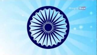 Namadu Kodi - National Flag - Chellame Chellam Volume 4 Tamil Animated Nursery Rhymes