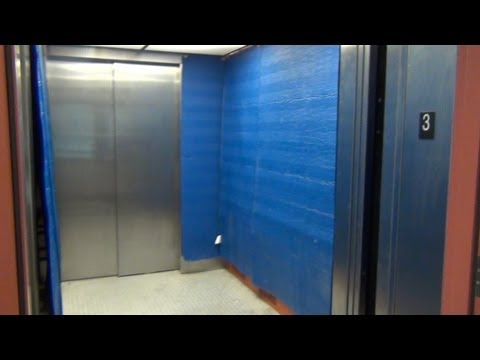 Brand New ThyssenKrupp Service Elevator @ the NMSU Center for the Arts