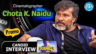 Chota K Naidu Exclusive Interview - Promo || Frankly With TNR || Talking Movies with iDream - IDREAMMOVIES