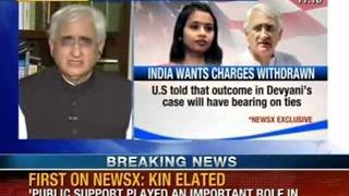 NewsX: Top US diplomats express regret over Devyani strip search case - NEWSXLIVE