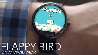 Flappy Bird تعود من جديد على الساعات الذكية !