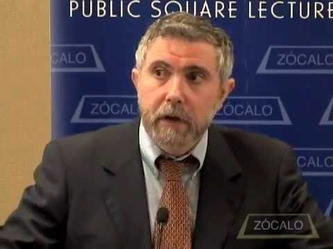 Paul Krugman How did a few failed banks add up to a financial meltdown