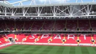 Превью нового стадиона ФК Спартак