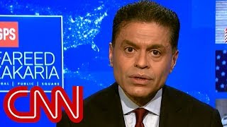 Fareed: I'm not calling to revive WASP culture. Just to learn from it. - CNN