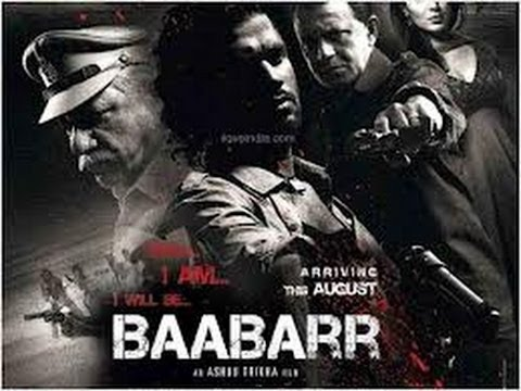 Baabarr - Hindi Movie Theaterical Trailer  Sohum Shah, Mithun Chakraborty and Urvashi Sharma