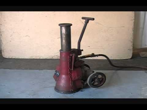 75 TON DUFF NORTON AIR JACK:  STOCK #56623