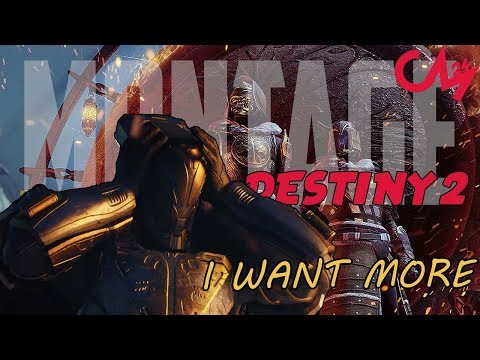 Iron Banner I Want More Montage #MOTW