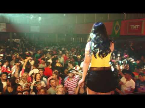DVD Cintura de Moleka - Música