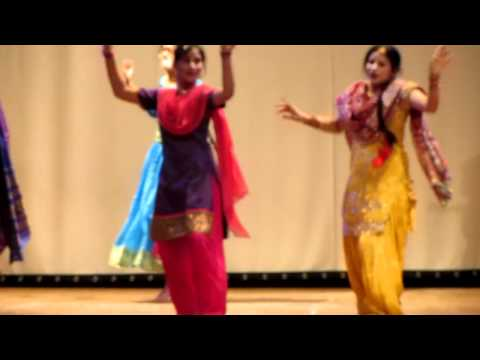 Performance by Swagata, Soumita and company