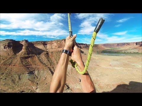 GoPro: Epic Zipline BASE