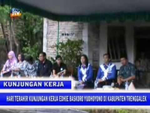 Ibas dan Aliya Kunjungi Kelompok Budidaya Ikan dan Peternak Sapi di Trenggalek - JTV