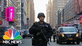 NYC Explosion: Suspected Terrorist Wore Low-Tech Explosive Device | NBC News - NBCNEWS