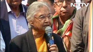 कांग्रेस ने दिल्ली के लिए जारी की उम्मीदवारों की सूची - NDTVINDIA