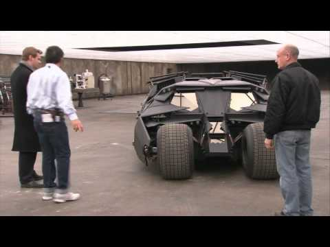 The Dark Knight Behind The Scenes [B-Roll - Part 1]