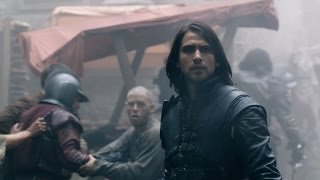 Prison break - The Musketeers: Series 3 Episode 5 Preview - BBC One - BBC