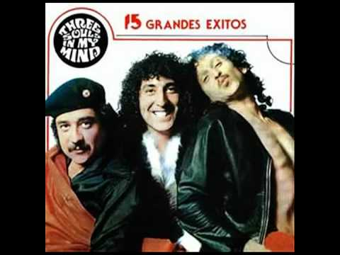 Three Souls In My Mind - Perro Negro y Callejero