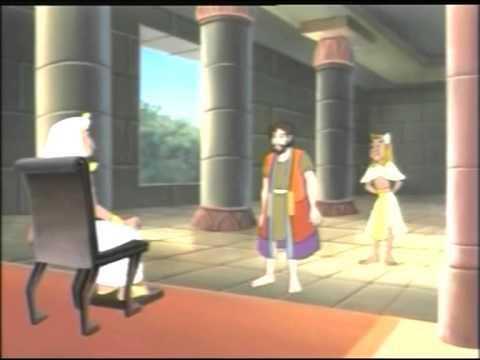 Ο άγιος Ιωσήφ, ο πάγκαλος, & ο πολύχρωμος χιτώνας, κινούμενα σχεδία, παιδικά ορθόδοξα.