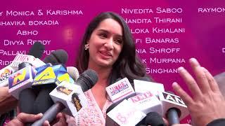 Shraddha Kapoor Inaugurates Wedding Junction Show 2018 - HUNGAMA