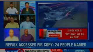 Greater Noida Building Collapse: Who Should Be Held Accountable For Murder Of 4 People? - NEWSXLIVE
