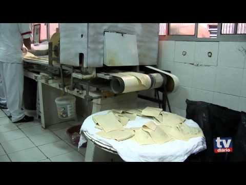 Diário de São Paulo vai até fábrica do Pastel Kyoto