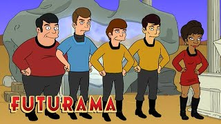 FUTURAMA | Season 4, Episode 12: The Forbidden Planet | SYFY - SYFY