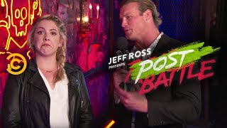 Post-Battle: Dolph Ziggler Zig Zags Around Sarah Tiana - COMEDYCENTRAL