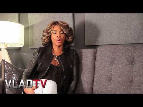 K. Foxx on Angela Yee Relationship & Power 105 Beef