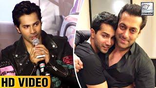 Varun Dhawan Reveals Salman Khan's Role In Judwaa 2 | Lehren TV