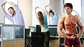 OFFICE FITNESS TIPS : FIT NOW With BASEDOW #37
