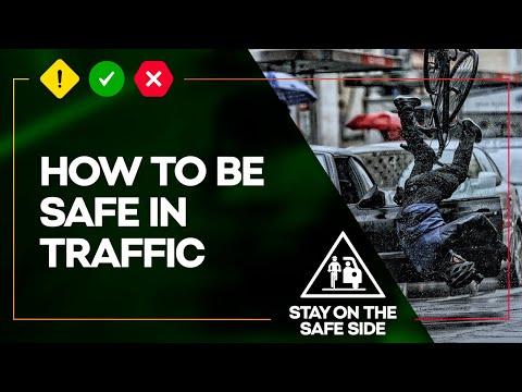 """Autoperiskop.cz  – Výjimečný pohled na auta - ŠKODA zahajuje dopravně-bezpečnostní kampaň """"STAY ON THE SAFE SIDE"""" pro cyklisty i motoristy"""