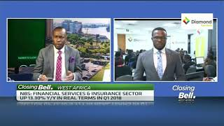 Nigeria's finance & insurance sector expands in Q1 - ABNDIGITAL