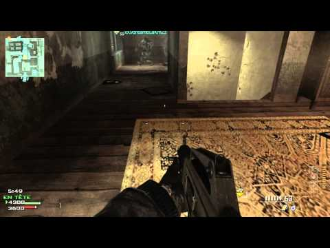 MW3 gameplay dilem88