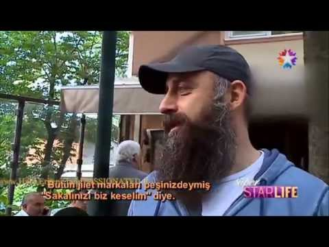 Halit Ergenc... with his nephew Aziz at Etiler 24 4 2014 (english translation below)