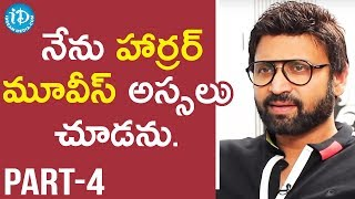 Actor Sumanth Exclusive Interview - Part #4 || Talking Movies With iDream - IDREAMMOVIES