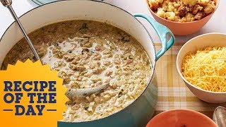 Rachael's Ranch-Style Turkey Chili | Food Network - FOODNETWORKTV