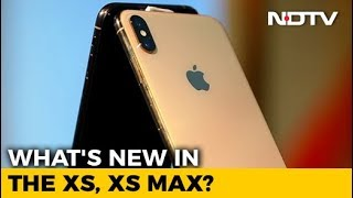 Hands-On With the New iPhones - NDTV