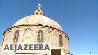 Historic churches in Iraq facing neglect or destruction - ALJAZEERAENGLISH