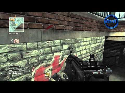 MW3 - Spec Ops &quot;Survival Mode&quot; Underground LIVE Part 2! - (Call of Duty Modern Warfare 3)
