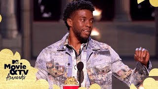 Speeches That Gave Us All the Feels | 2018 MTV Movie & TV Awards - MTV