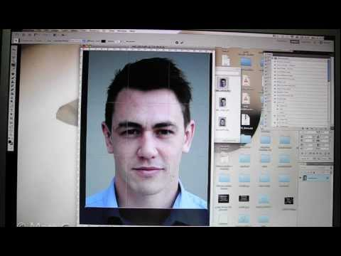 How to take your own passport photo